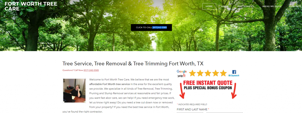 FT. Worth Tree Service